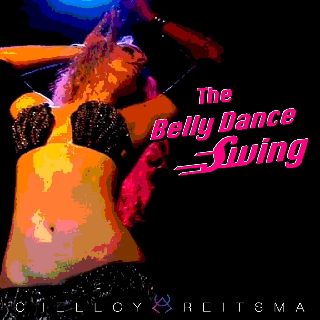 The Belly Dance Swing Artwork - by Chellcy Reitsma